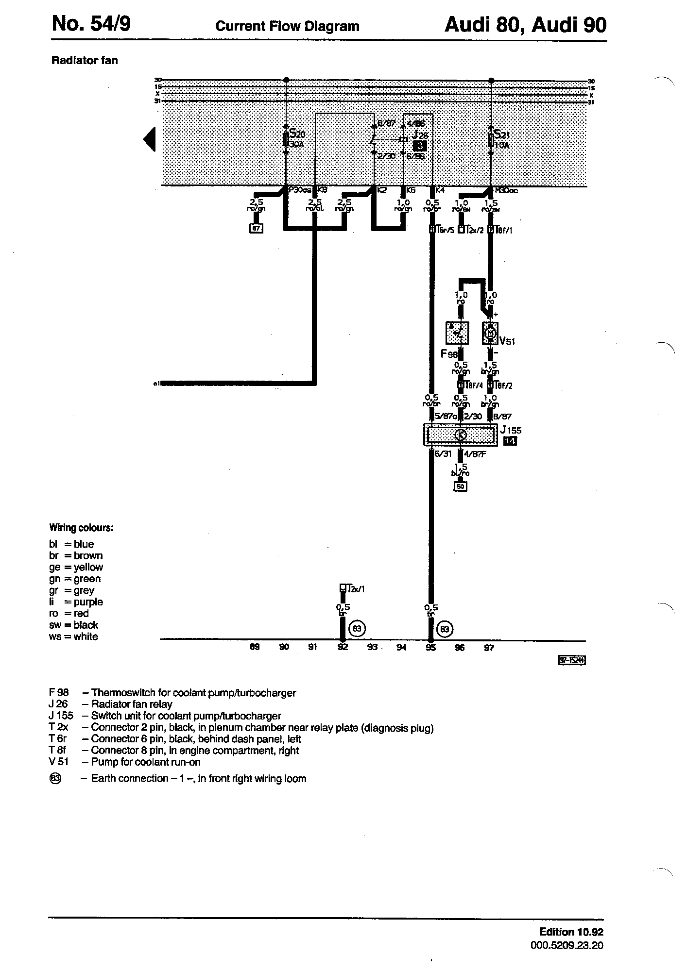 wiring diagrams component lookup pump for coolant run on