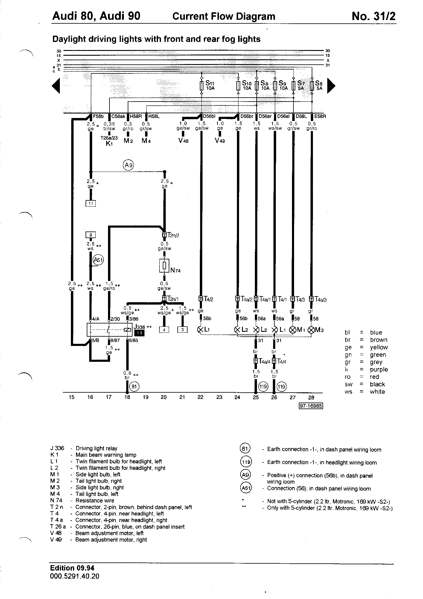 Wiring Diagrams Component Lookup on